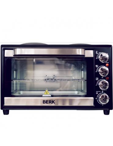 Berk CMX6 Black (2 camlı)