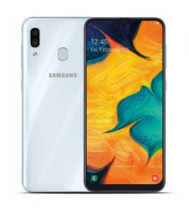 Samsung Galaxy A30 (SM-A305) White