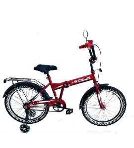 """Stels 20 Qatlanan"""" velosiped"""